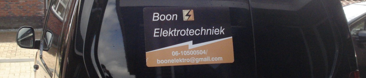 Boon Elektrotechniek